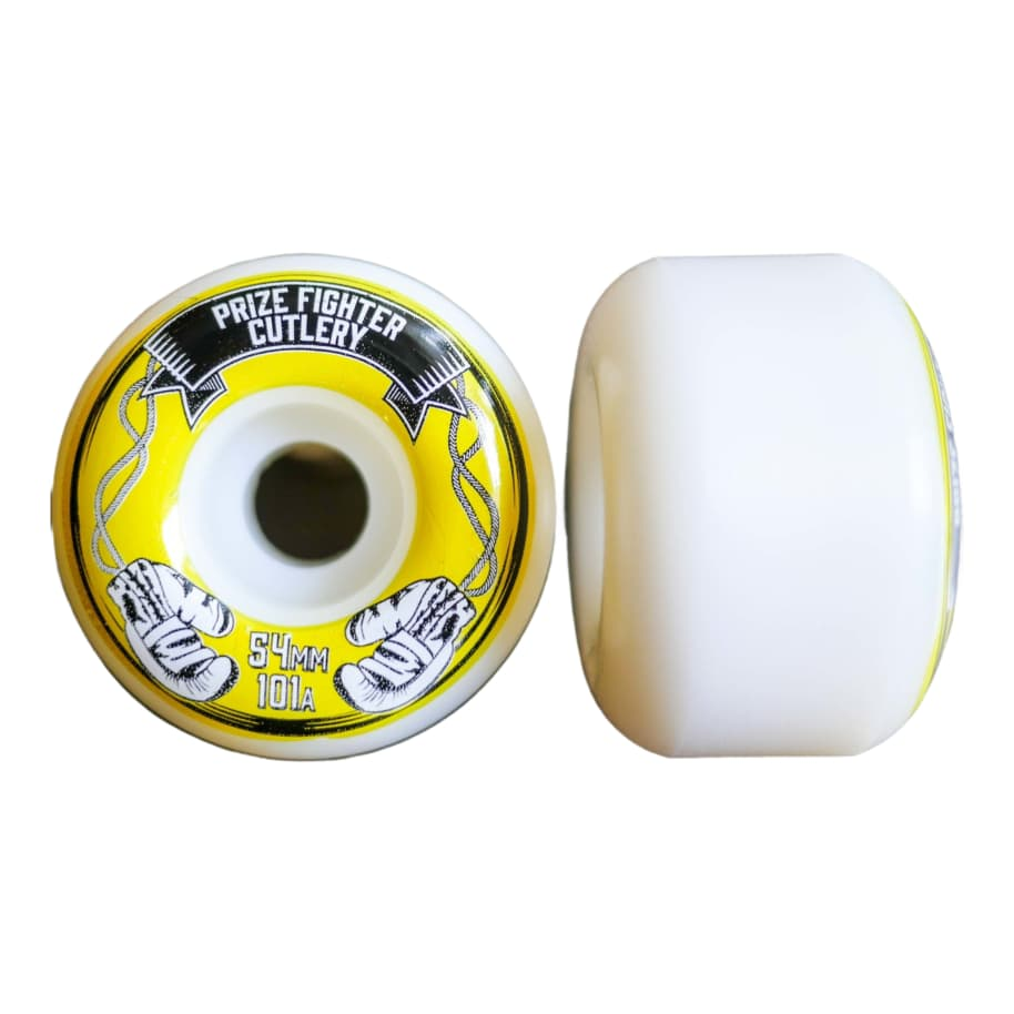 Prize Fighter Cutlery Banners Wheels 101a Round Cut 54mm | Wheels by Prize Fighter Wheels 1