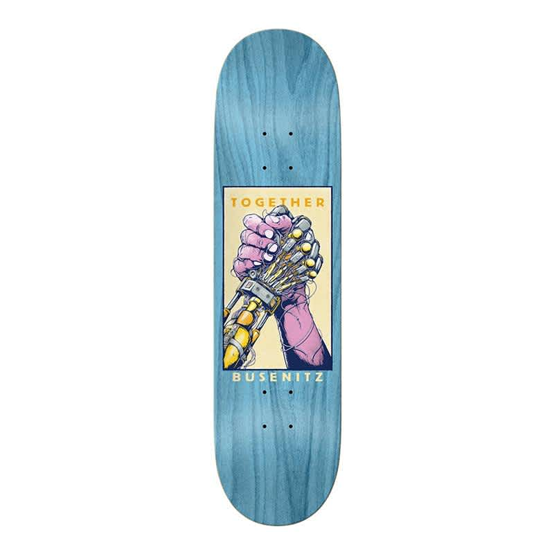"Real Together Busenitz 8.25"" Deck 