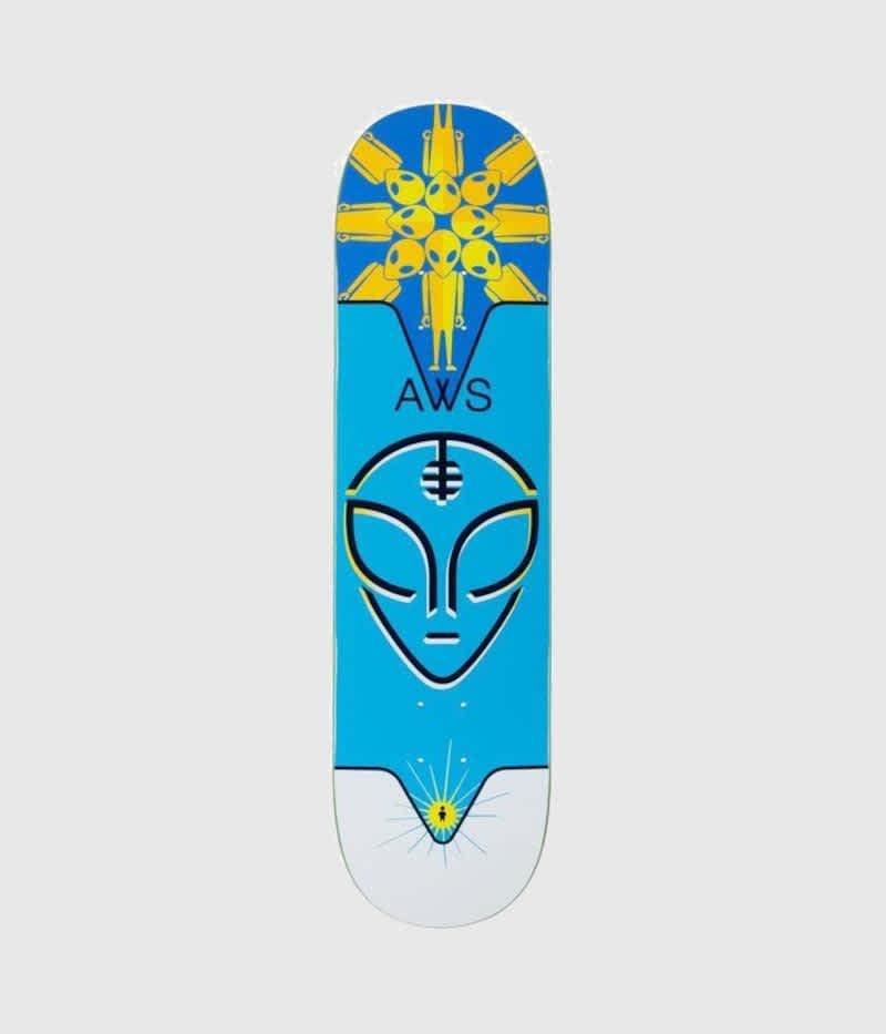 "Alien Workshop ""Hypnotherapy"" Skateboard Deck 8.25"" | Deck by Alien Workshop 1"