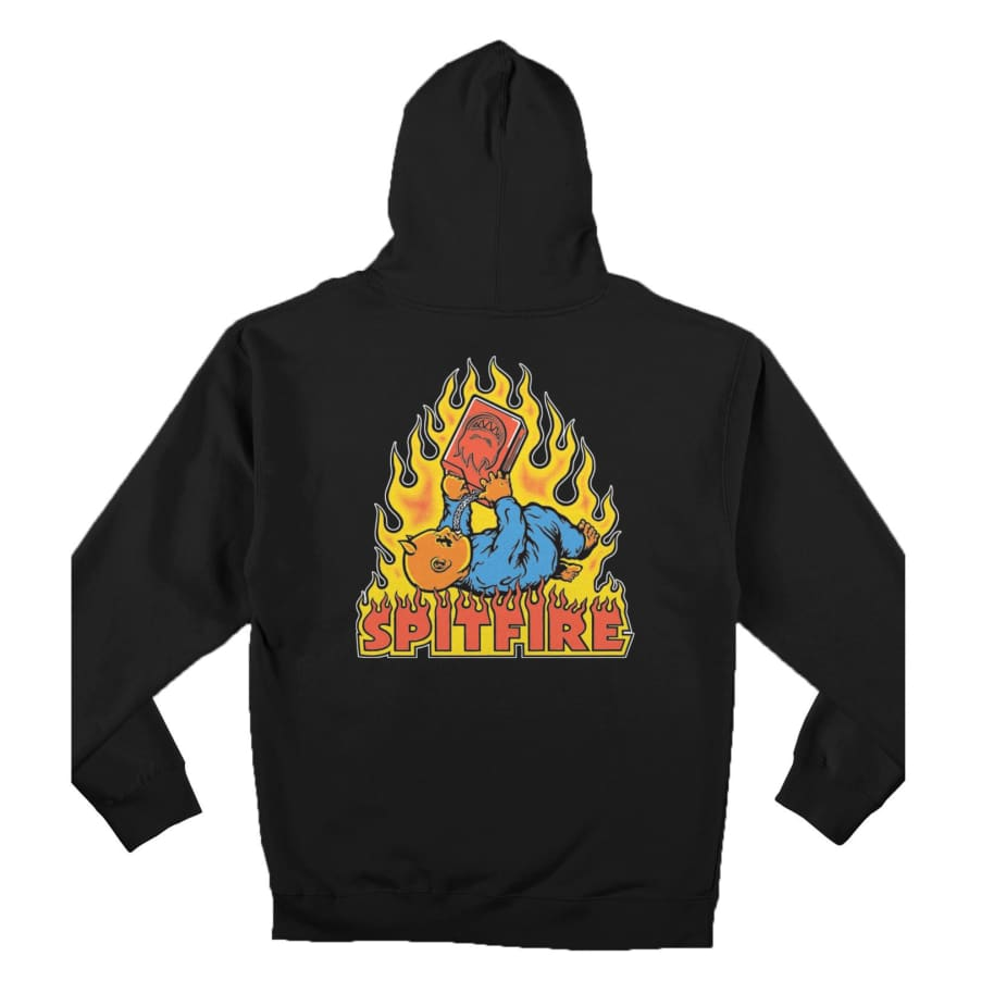 Spitfire Demonseed zip hood | Hoodie by Spitfire Wheels 1