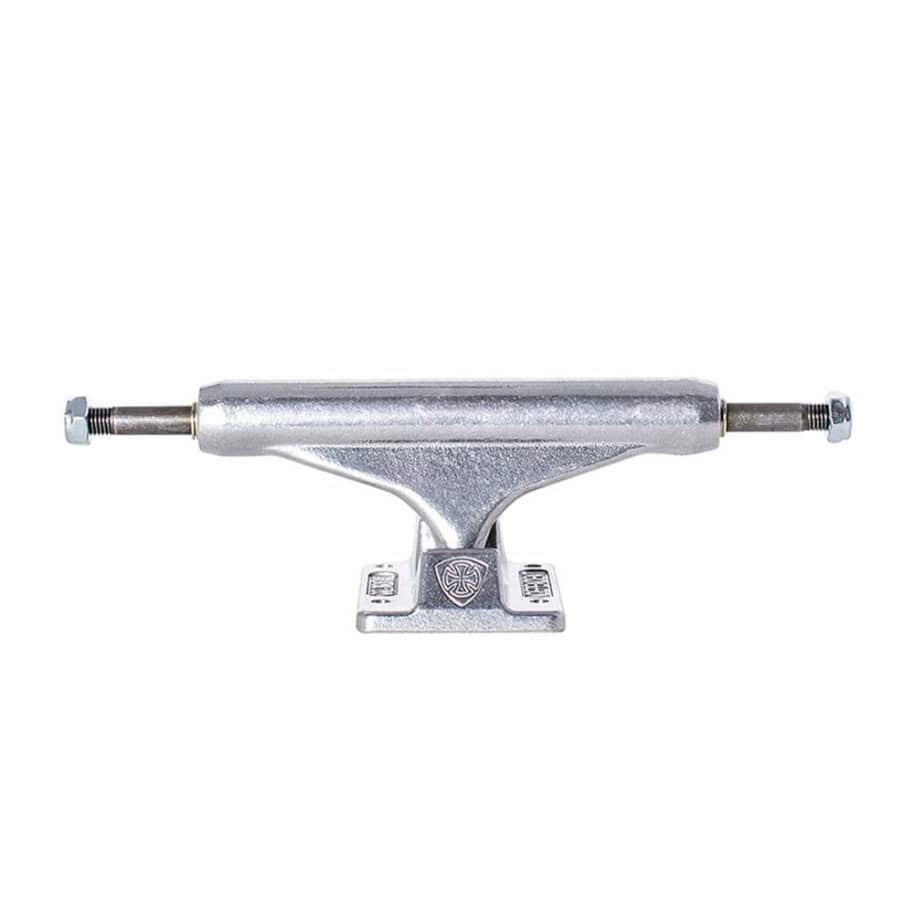 Independent 139 Mid Truck - Polished Silver | Trucks by Independent Trucks 2