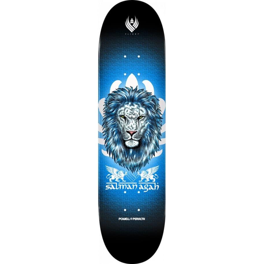 "Powell Peralta Pro Flight® Salman Agah Lion 3 Skateboard Deck 8 x 31.45""   Deck by Powell Peralta 1"