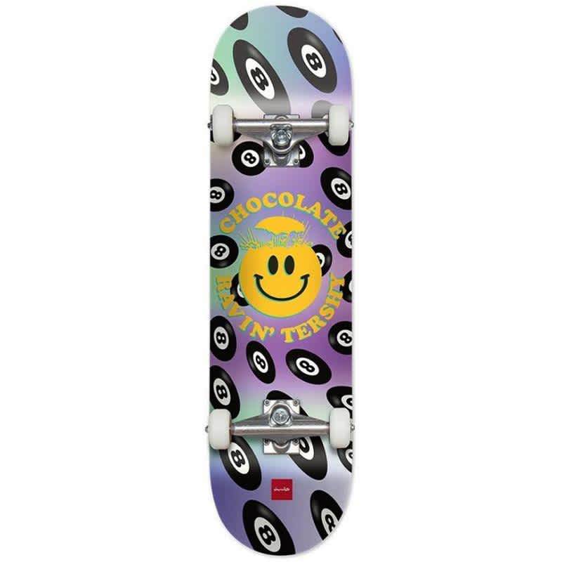 CHOCOLATE Tershy Mind Blown Complete 8.0 | Complete Skateboard by Chocolate Skateboards 1