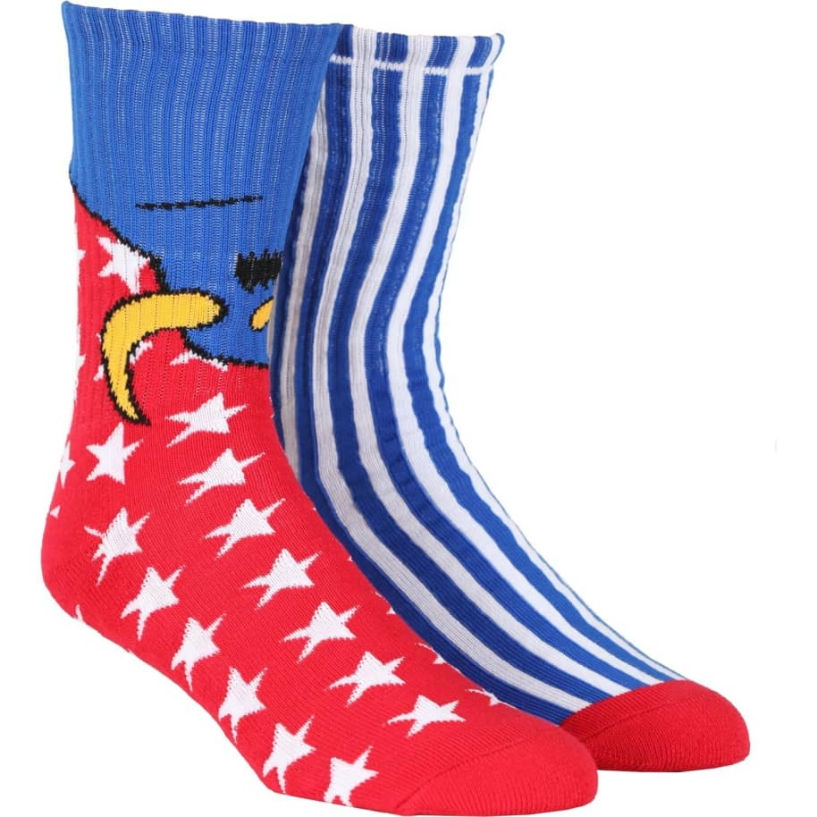Toy Machine American Monster Sock | Socks by Toy Machine 1