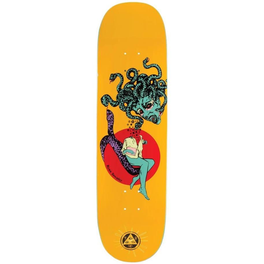 Welcome Townley Gorgon on Enenra Deck | Deck by Welcome Skateboards 1
