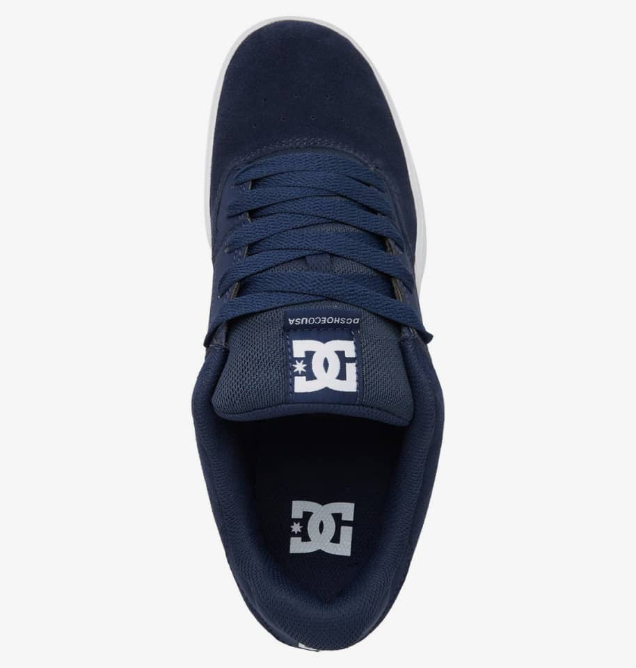 DC Shoes Central Skate Shoes - Navy / Gum | Shoes by DC Shoes 4