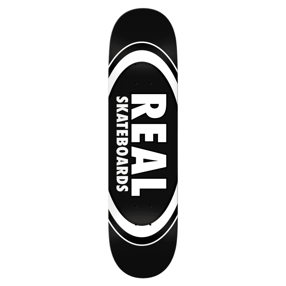 """Real - 8.25"""" Classic Oval 
