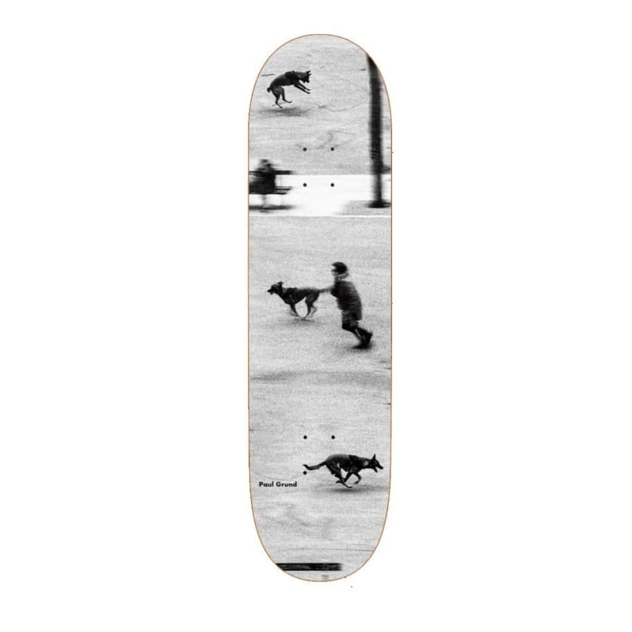 "Polar Skate Co Paul Grund Dog Studies Skateboard Deck - 8.5""   Deck by Polar Skate Co 1"