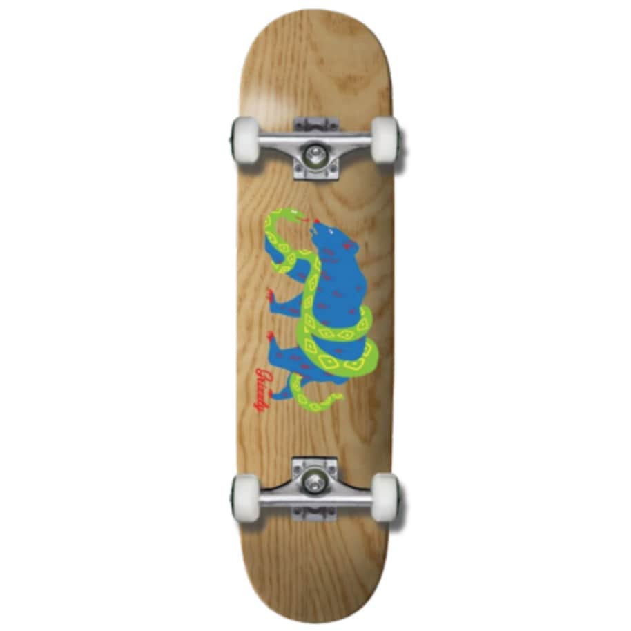BIG GAME COMPLETE | Complete Skateboard by Grizzly Griptape 1