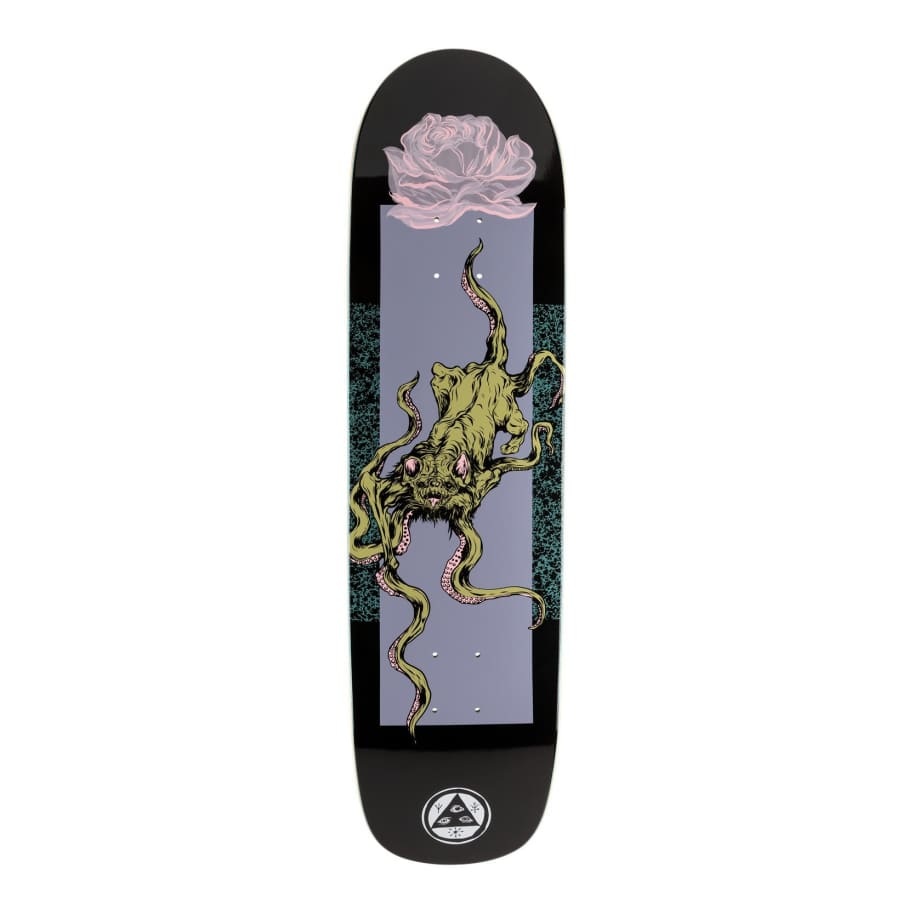 BACTOCAT ON SON OF PLANCHETTE | Deck by Welcome Skateboards 1