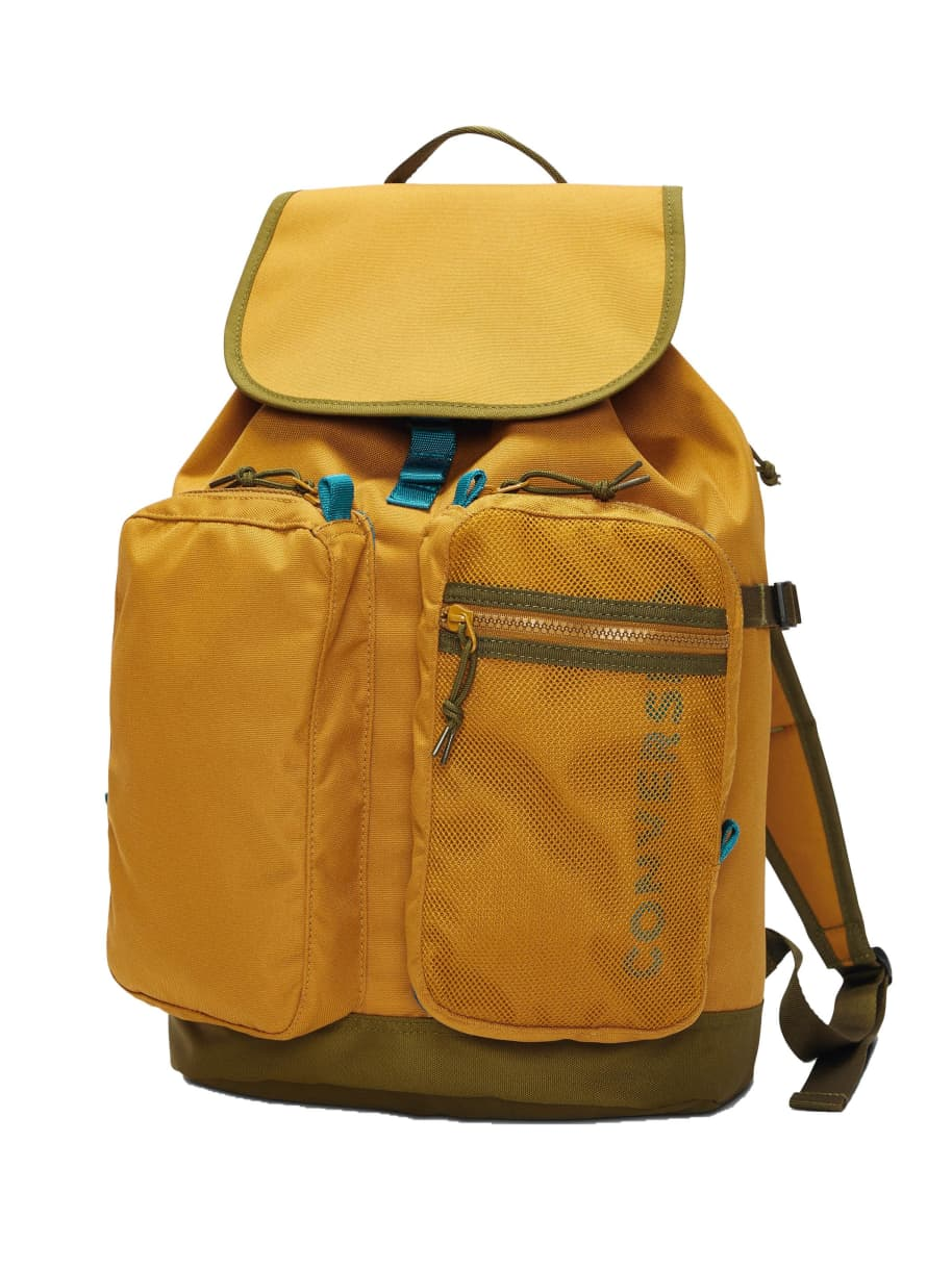 """CONVERSE-""""RUCKSACK BACKPACK""""(DARK SOBA/DARK MOSS/SPRUCE) 