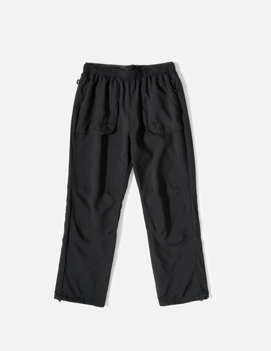 Soulland Frey Tech Pant – Black | Trousers by Soulland 1
