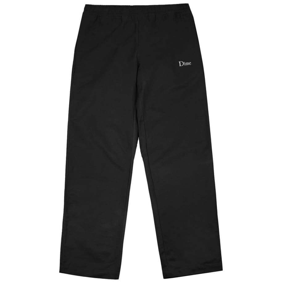 Dime Twill Pants - Black | Trousers by Dime 1