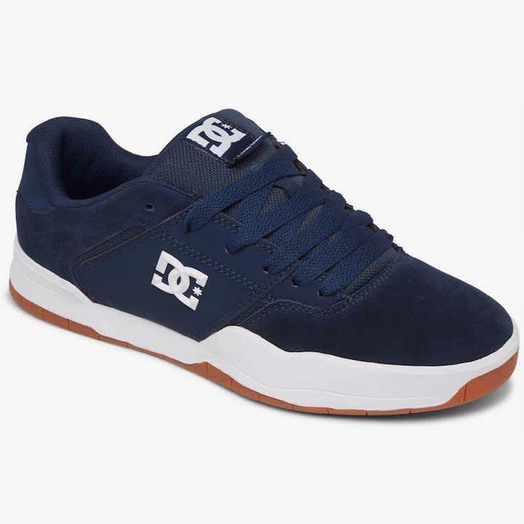 DC Shoes Central Skate Shoes - Navy / Gum | Shoes by DC Shoes 2