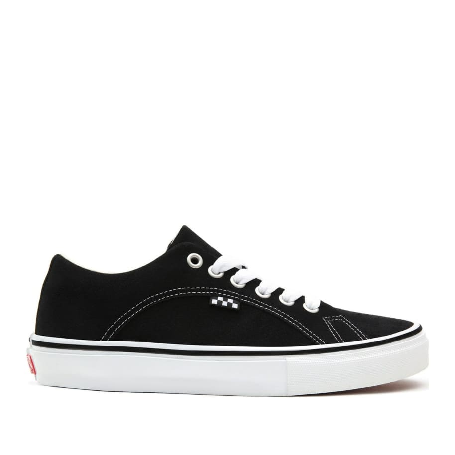 Vans Skate Lampin Shoes - Black / White | Shoes by Vans 1