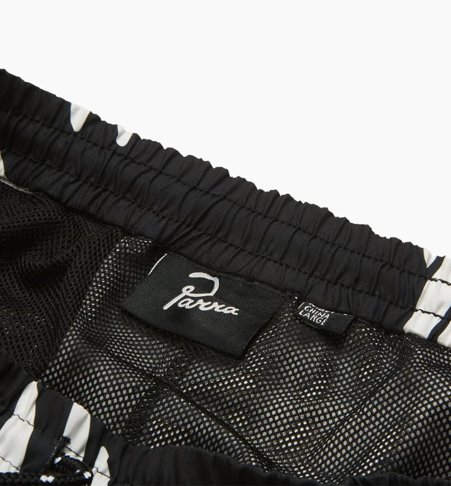 by Parra Static Flight Swimshorts - Black | Shorts by by Parra 5