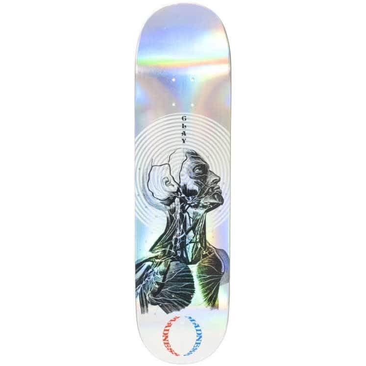 """Madness Clay Inside Out Impact Light 8.25"""" 
