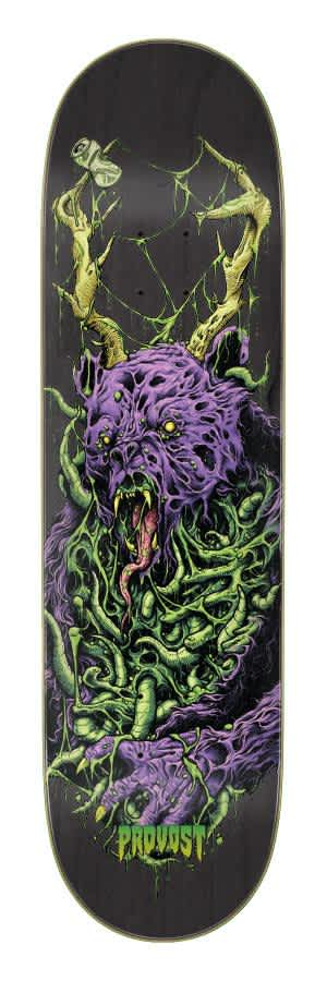 """Provost Beer   8.51""""   Deck by Creature Skateboards 1"""