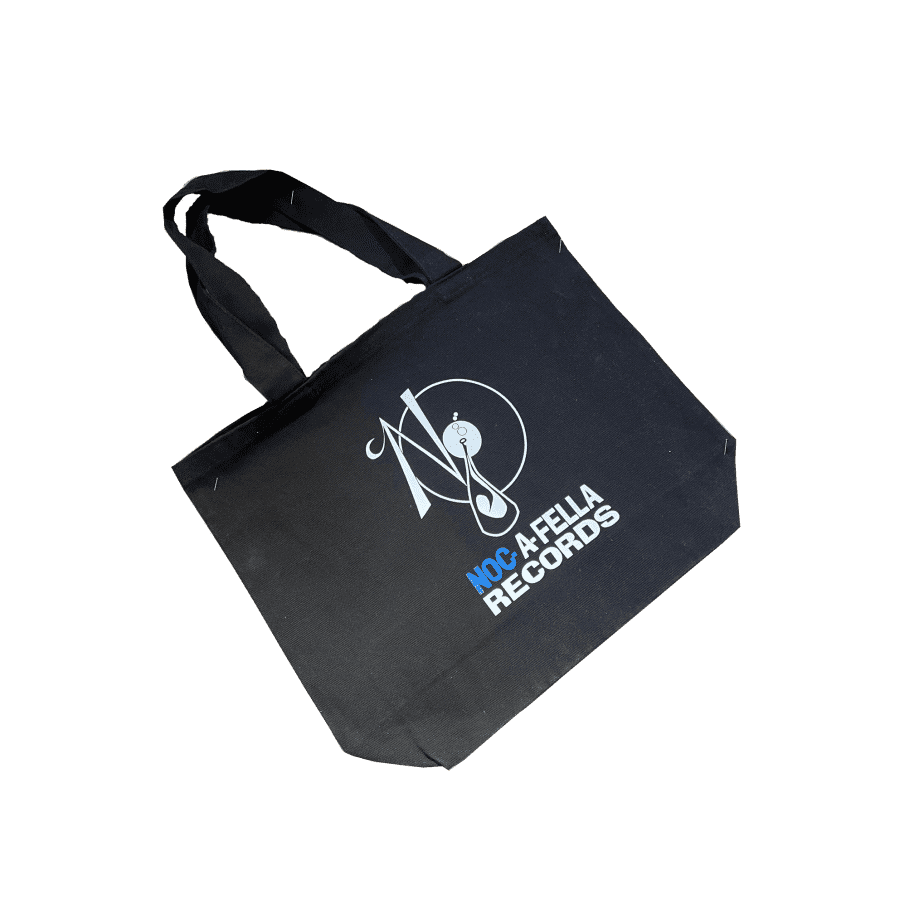Noc-A-Fella Tote Bag   Tote Bag by nocturnal 1