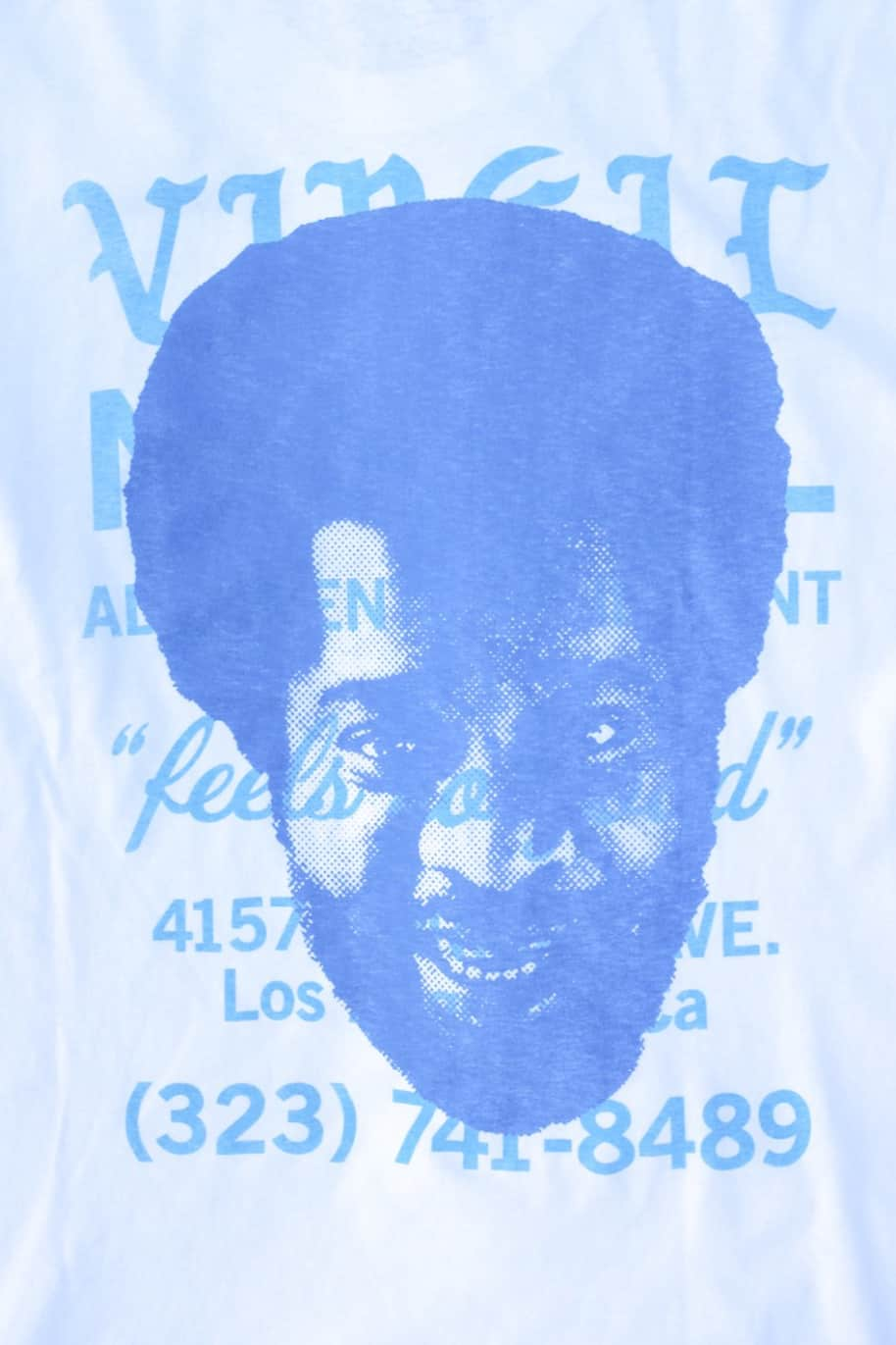Donald Byrd Short Sleeve Vintage Tee Shirt | T-Shirt by Virgil Normal 4
