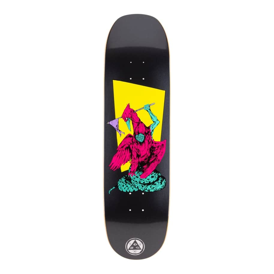 WELCOME Twenty Eyes on Moontrimmer 2.0 Deck 8.5 | Deck by Welcome Skateboards 1