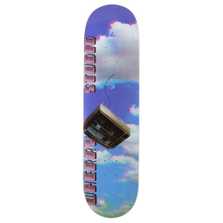 Studio Skateboards - Bryan Wherry - Sky Vision deck 8.125 | Deck by Studio Skateboards 1