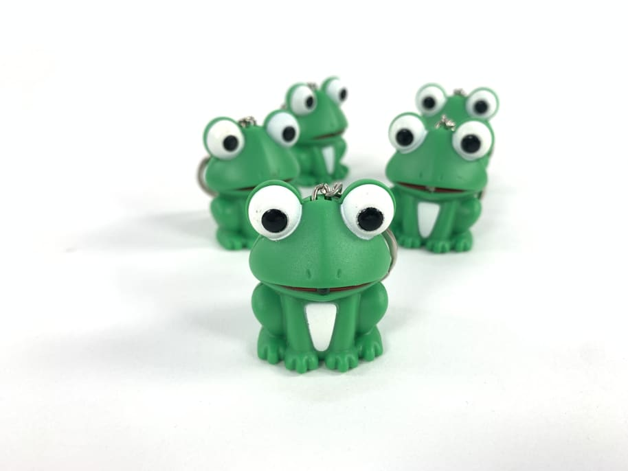 Frog - Frog Keychain | Key Chain by Frog Skateboards 1
