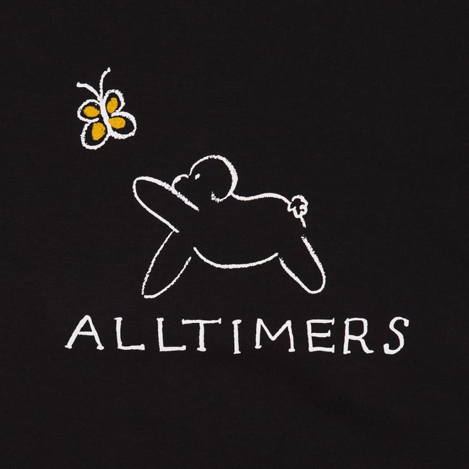 Alltimers Claire Pup T-Shirt - Black | T-Shirt by Alltimers 2