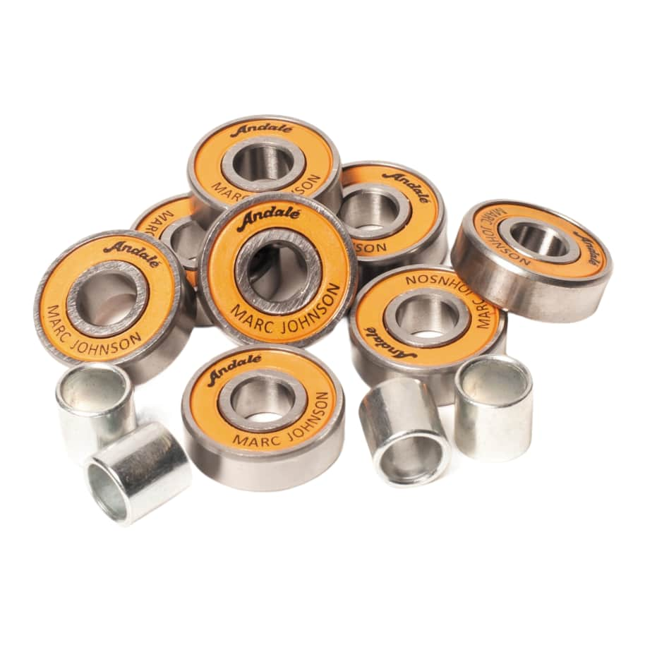 Andale Bearings 8mm Johnson Note Pad Precision Includes Free Sketch Book | Bearings by Andale Bearings 6