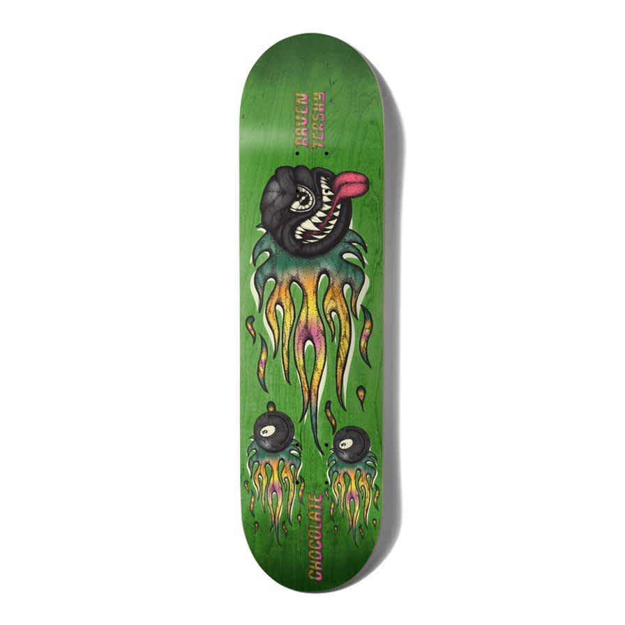 TERSHY MAD 8-BALL ONE OFF DECK | Deck by Chocolate Skateboards 1