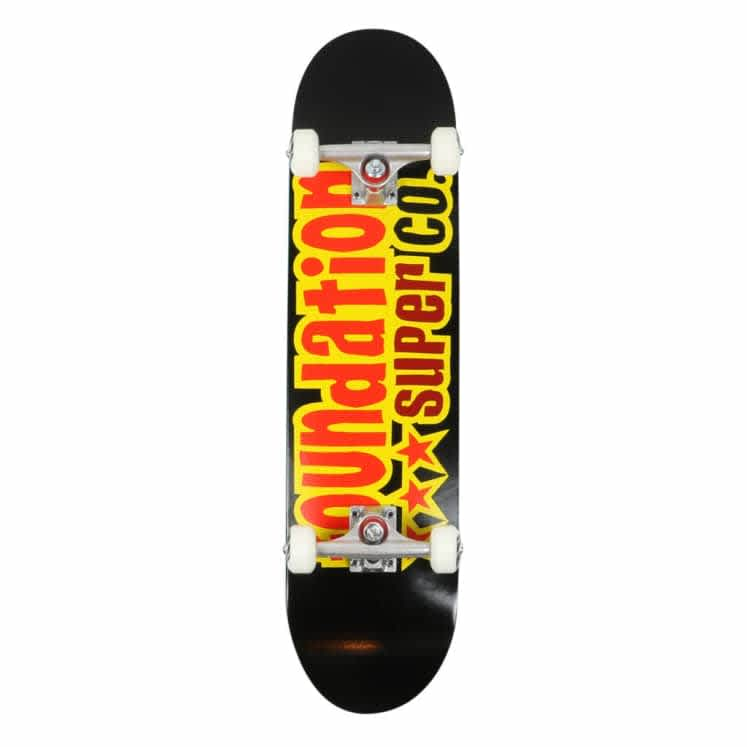 Foundation 3 Star Complete 8.13 | Complete Skateboard by Foundation 1