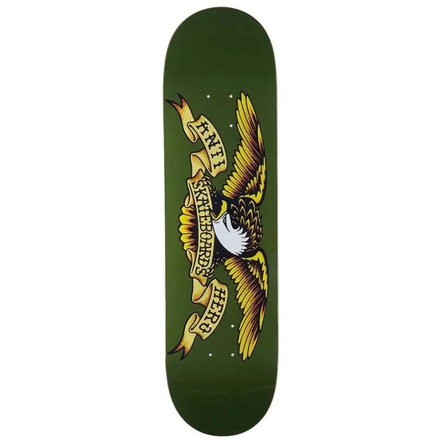 Antihero Classic Eagle Deck 8.38 | Deck by Antihero Skateboards 1