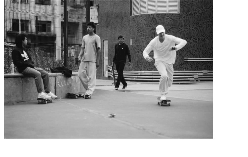 adidas Skateboarding - Heitor da Silva, Wacson Mass, Felipe Gustavo and Magnus Bordewick