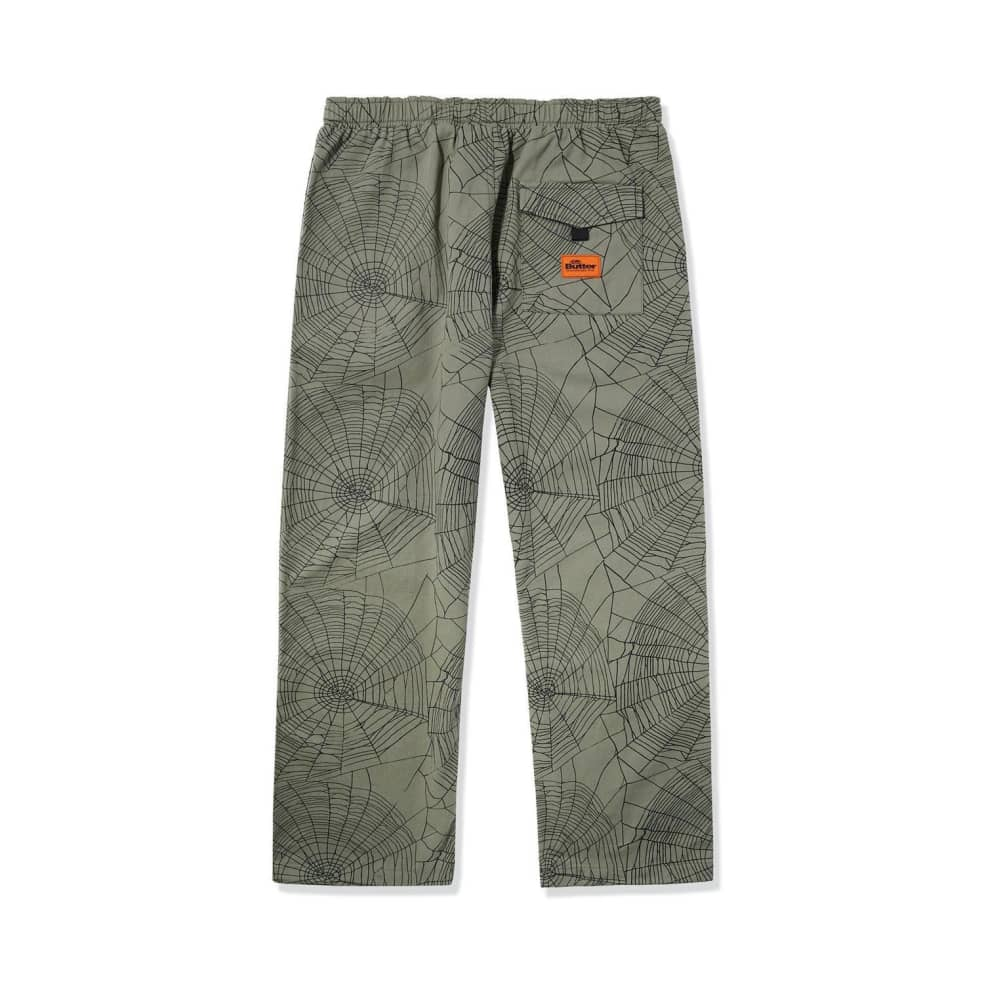 Butter Goods Web Pants - Army | Trousers by Butter Goods 2