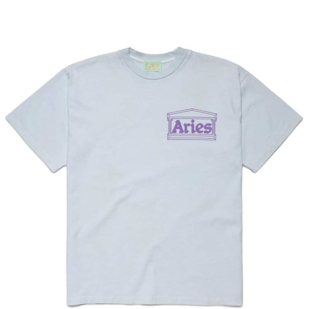 Aries Hands Off T-Shirt - Baby Blue   T-Shirt by Aries 2