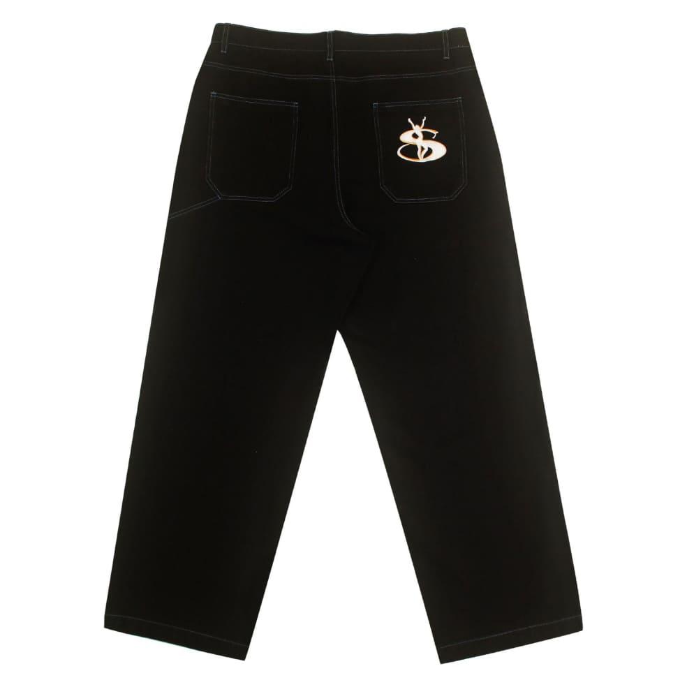Yardsale Phantasy Jeans - Black   Jeans by Yardsale 2
