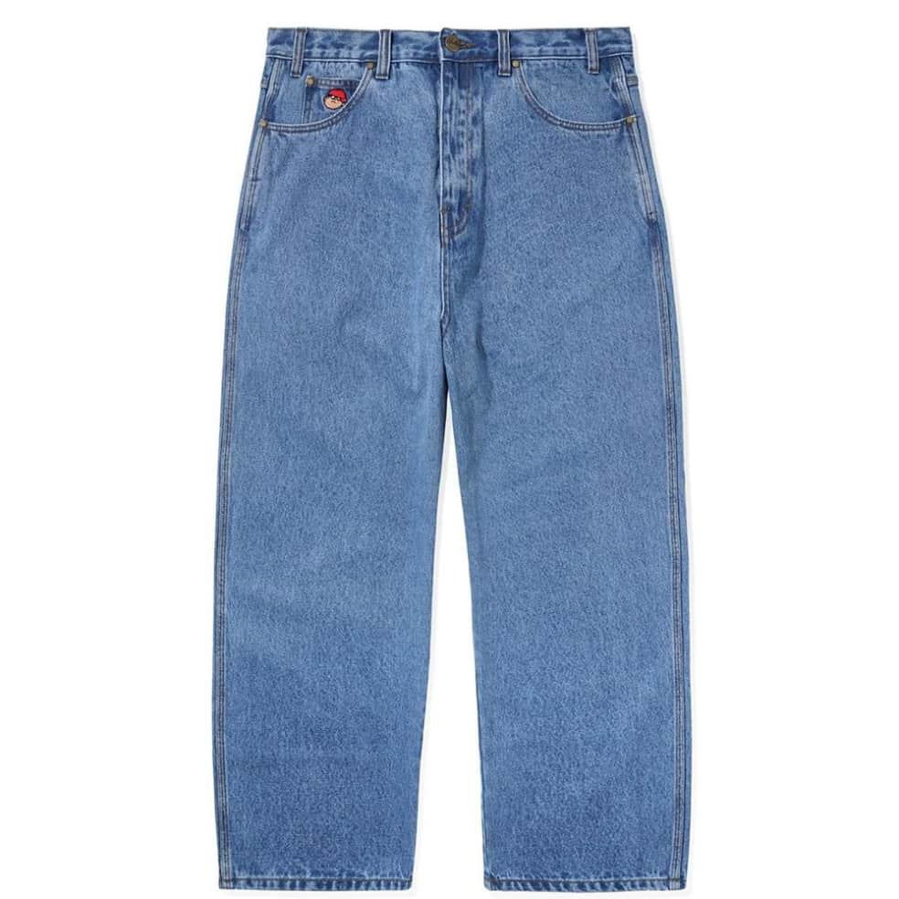 Butter Goods Santosuosso Denim Pants - Washed Indigo | Jeans by Butter Goods 1