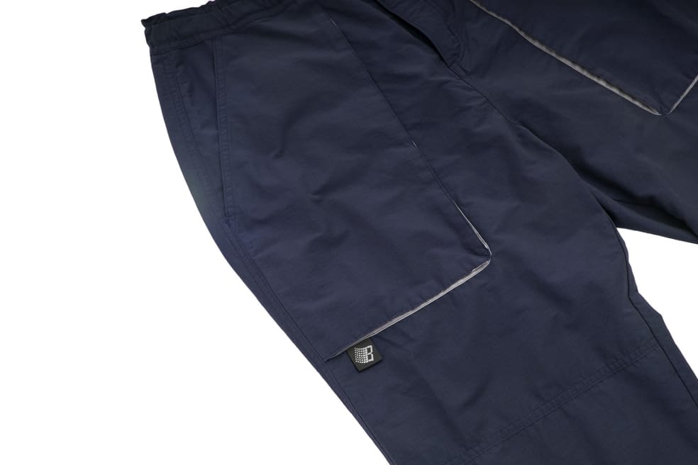 Bronze 56k Bud Pant - Navy   Trousers by Bronze 56k 2