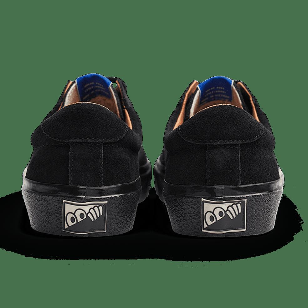 Last Resort AB VM001 Suede Lo Skate Shoes - Black / Black   Shoes by Last Resort AB 3