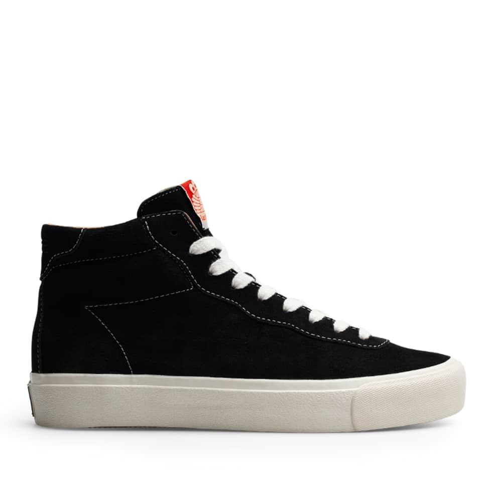 Last Resort AB VM001 Suede Hi Skate Shoes - Black / White | Shoes by Last Resort AB 1