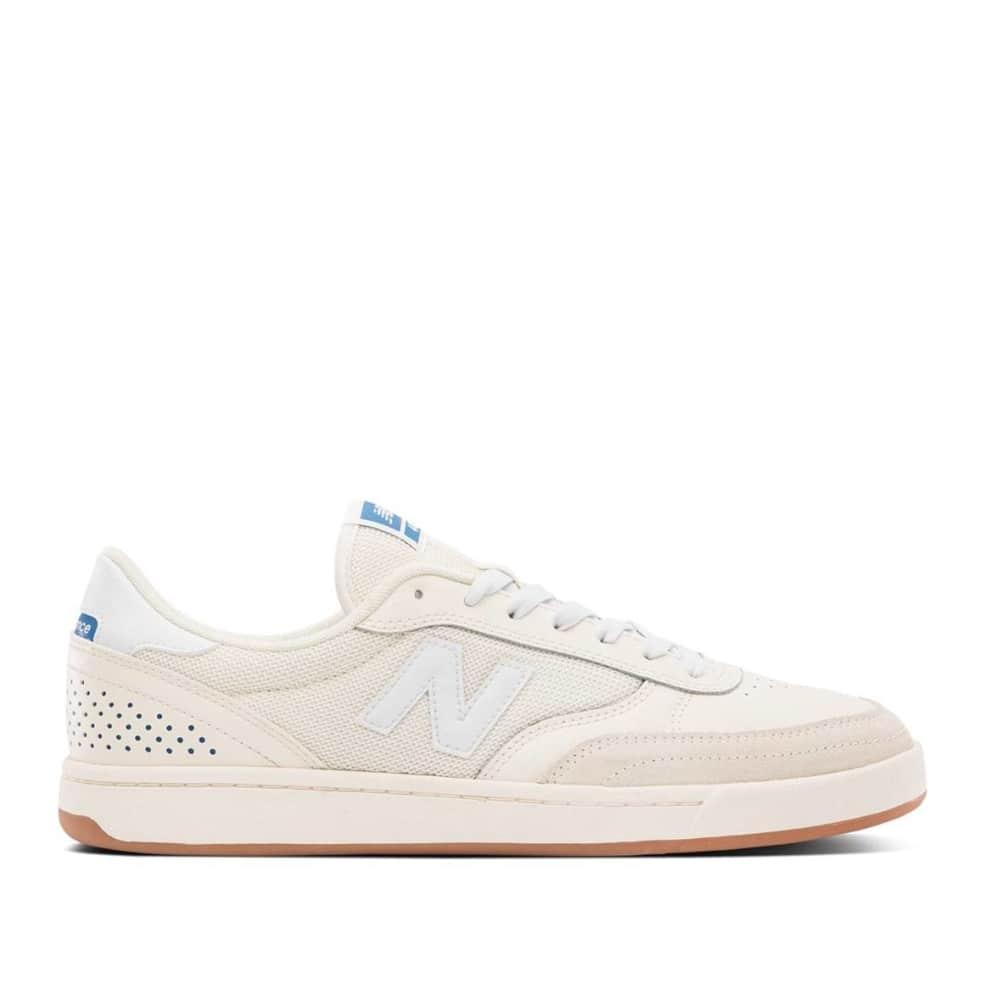 New Balance Numeric 440 Shoes White / White | Shoes by New Balance Numeric 1