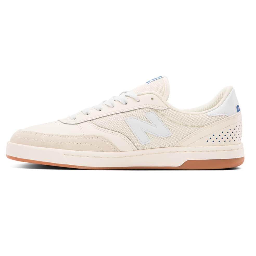 New Balance Numeric 440 Shoes White / White | Shoes by New Balance Numeric 3