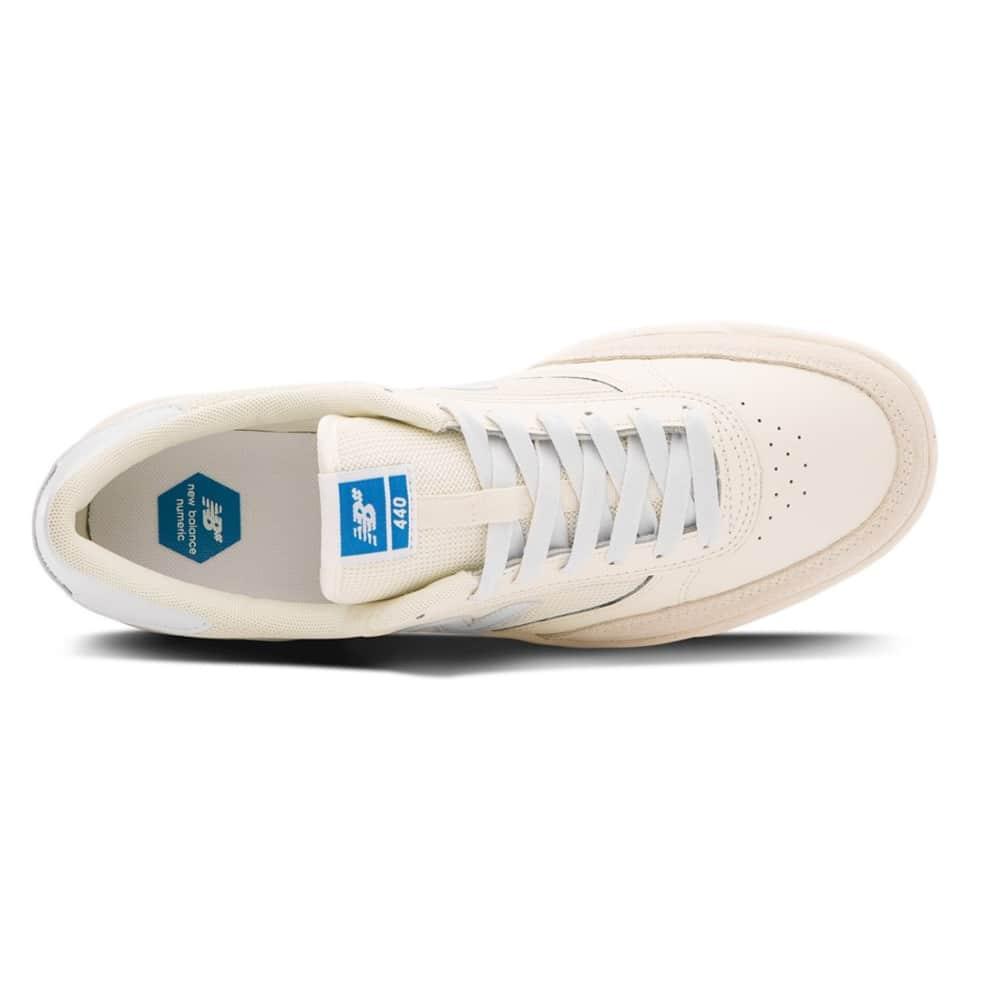 New Balance Numeric 440 Shoes White / White | Shoes by New Balance Numeric 2