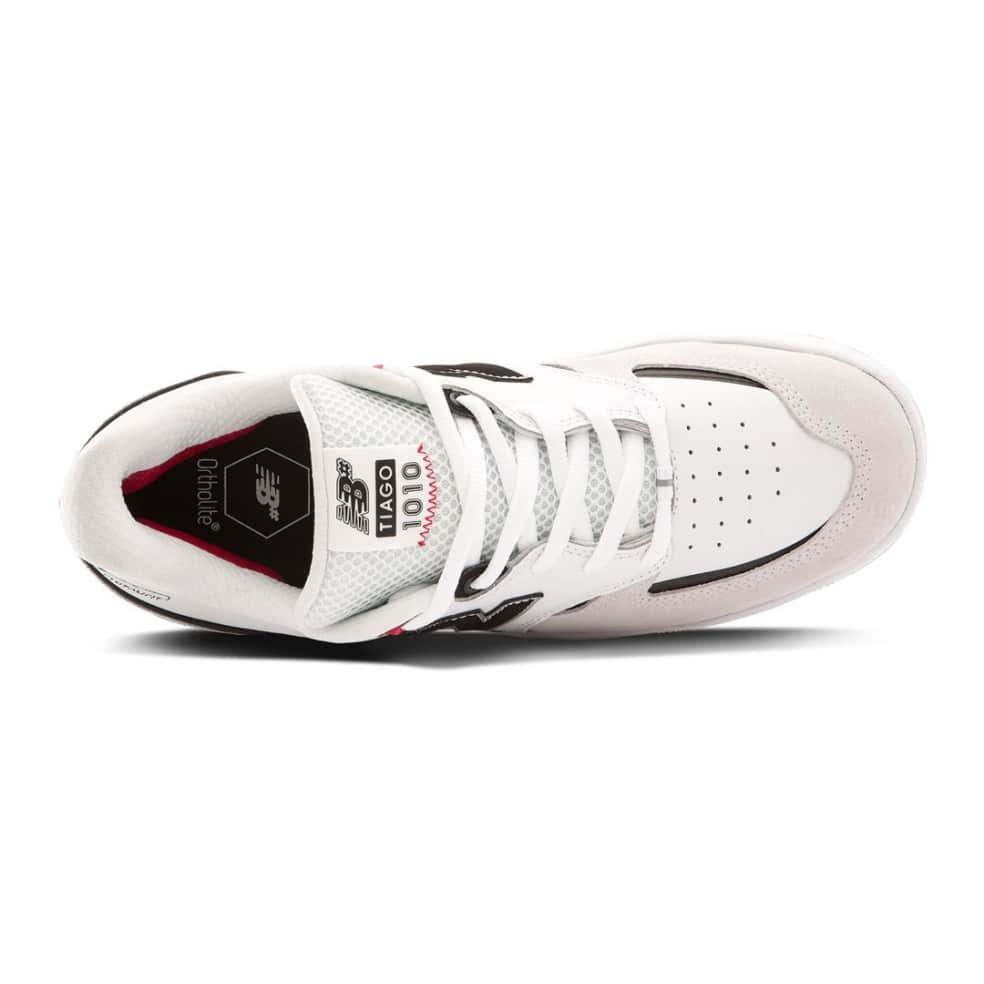 New Balance Numeric 1010 Shoes - White / Black | Shoes by New Balance Numeric 3
