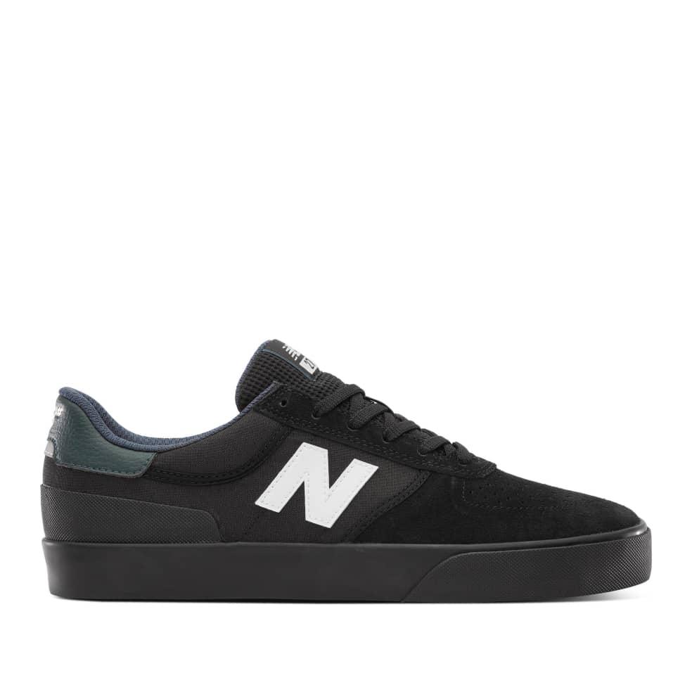 New Balance Numeric 272 Shoes - Black / White | Shoes by New Balance Numeric 1