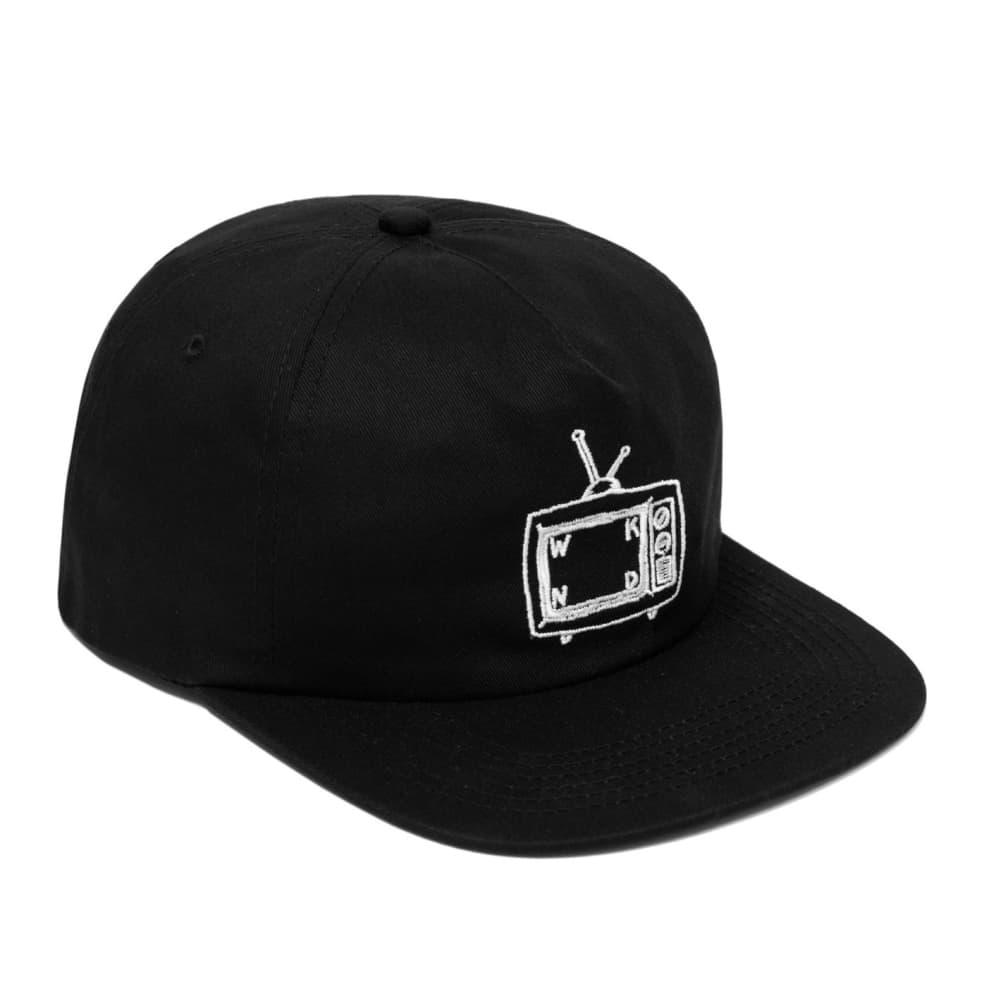 WKND TV Logo Hat - Black | Snapback Cap by WKND 1