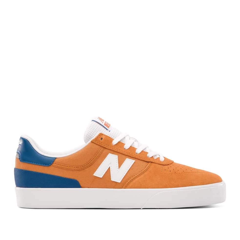 New Balance Numeric 272 Shoes - Orange / White | Shoes by New Balance Numeric 1