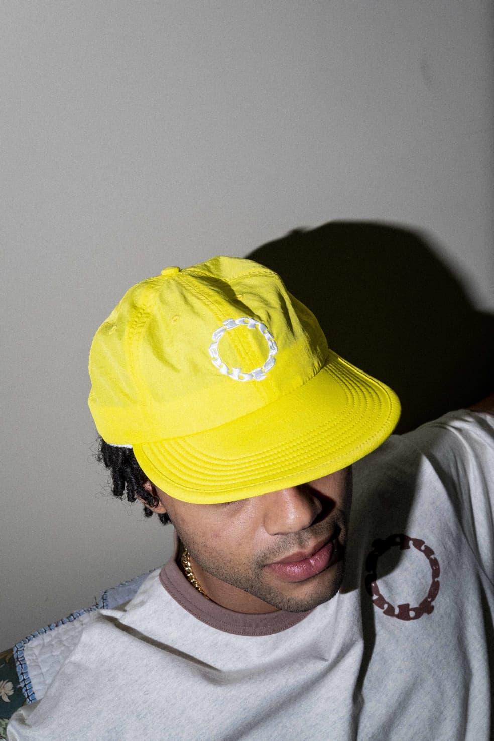 Quasi Trax Hat - Yellow   Baseball Cap by Quasi Skateboards 2