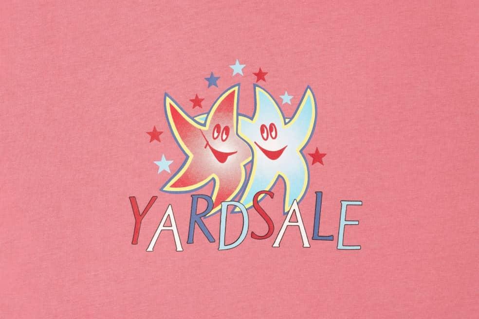 Yardsale Beaming T-Shirt - Rose | T-Shirt by Yardsale 2