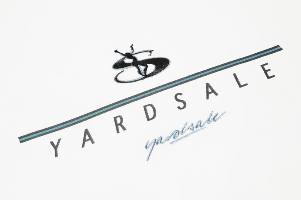Yardsale Zone T-Shirt - White | T-Shirt by Yardsale 2
